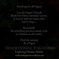 Looking for All Pagans- Join Local Group of Practicing Pagans