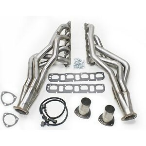JBA Long tube stainless headers