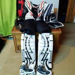 Hockey - Equipement de gardien de but / Goalie equipment