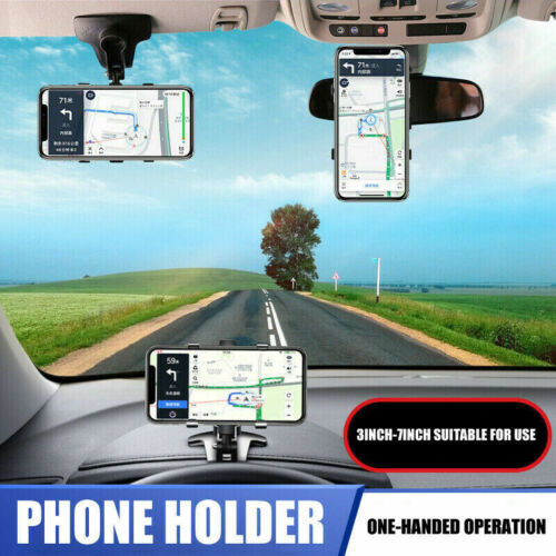 Spida Mount 360° Universal Cell Phone Car Dashboard Holder