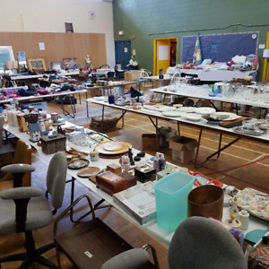Giant Thrift Sale
