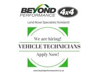 Mechanic / Vehicle Technician required