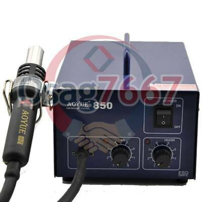 110v Aoyue 852 Desoldering Station Smd Rework Station With Hot Air Gun