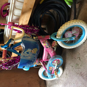 Small bike for sale (girl )