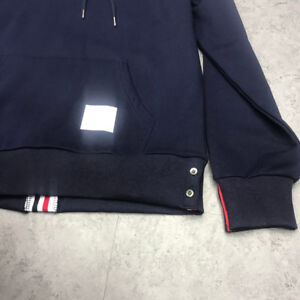 THOM BROWNE HOODIE IN LIKE NEW CONDITION