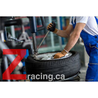 tire installer required