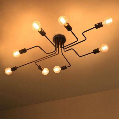 Vintage Edison Ceiling Light