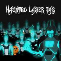 Haunted Laser Tag!