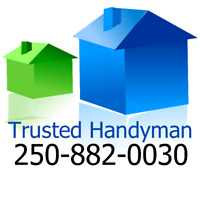 Life is Busy!...Let Trusted Handyman Give You a Hand!