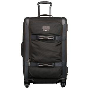 Tumi Alpha Bravo Fall 26in Expandable Packing Case - Black