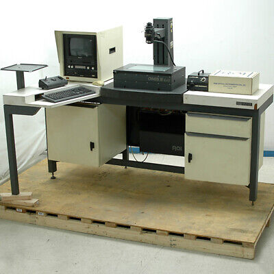 Ram Optical Roi Omis Ii 6x17 Optical Cmm Measuring System For Parts Incomplete