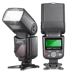 Neewer 750II TTL Flash Speedlite with LCD Display