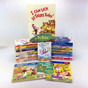 Lot 39 Dr Seuss Books Bright & Early Learning Library Berenstain