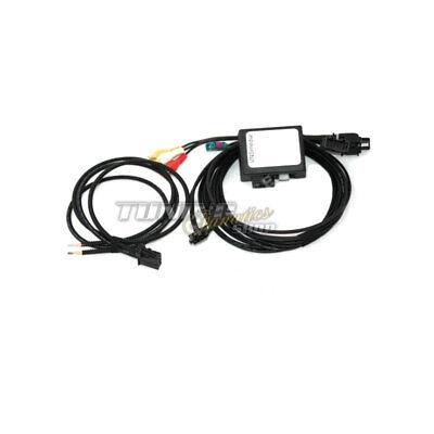 Multi System Tuner (Multimedia Interface AV Audio Video DVD Adapter Kabelbaum für VW Navi RNS 850)