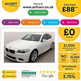BMW 520 FROM £88 PER WEEK!