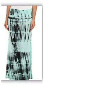 Billabong Two Tone Maxi Skirt