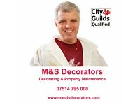 M&S Decorators Handyman