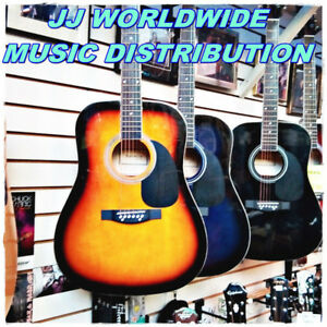 Acoustic Guitar - BRAND NEW! and Full Size
