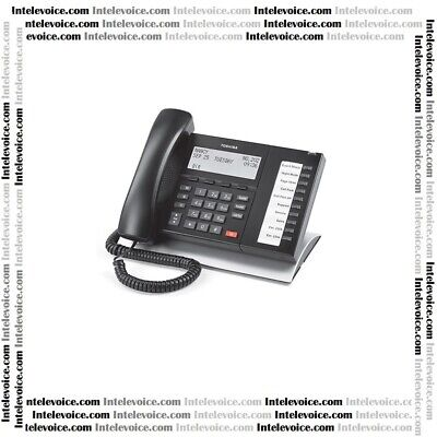 Toshiba Dp5022-sd Business Display 10-button Multi-line Telephone Complete