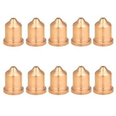 10pk Plasma Cutting Nozzle 220941 For Hypertherm Powermax 6585105 K3u3 T1h