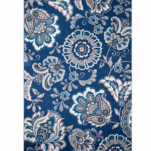 "Brand new Fisher Blue Area rug 7'10"" x 10'6"""