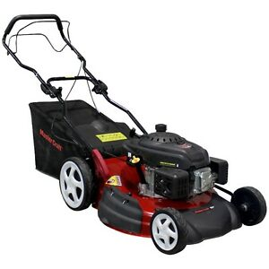 "Master Craft 21"" 3-in-1 Self-Propelled Gas Lawn Mower, New"