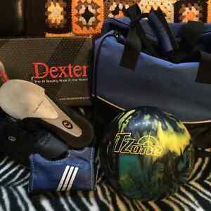 Ten Pin Bowling Balls and Accessories Prince George British Columbia image 1