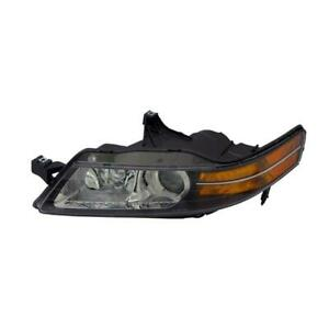2004-2005 Acura TL Driver Side Hid Head Light Lens And Housing - Best Value ®