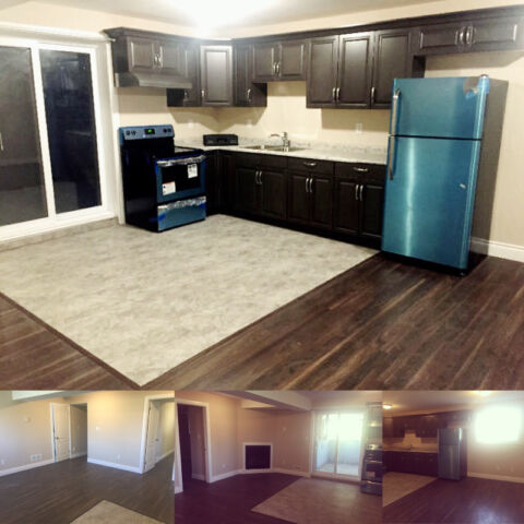 2 bedroom basement of a brand new house available for rent