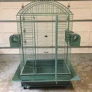 Extra large parrot cage for sale