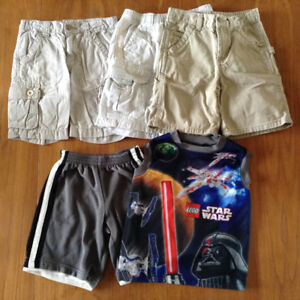 Boys Summer Clothes- 4T