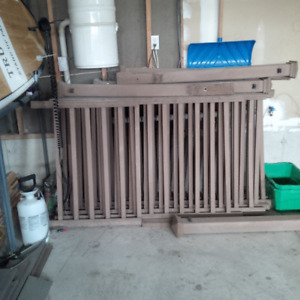 Trex Composite Decking Railing Only - $500 OBO