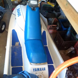 Two customized Yamaha Wave Jammers for sale!  with covers!