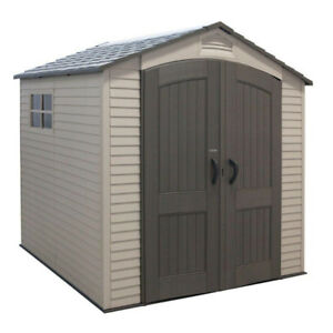 Lifetime 7 ft. x 7 ft. Outdoor Storage Shed