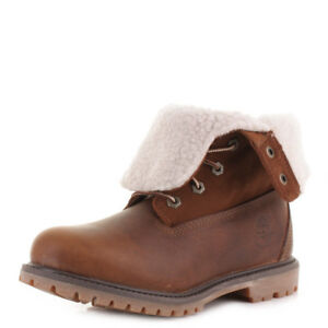 Timberland fold over boots - Size 7