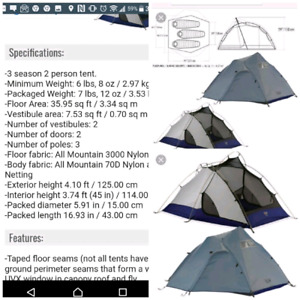 CAMPING TENTS FOR SALE!