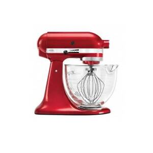 KITCHENAIDE KSM156 Artisan Stand Mixers BRAND NEW Lansvale Liverpool Area Preview