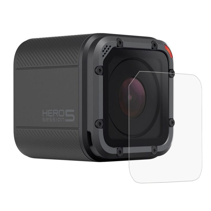 PULUZ for GoPro HERO 5 /4 Session Lens 0.3mm Tempered Glass Protector Cover