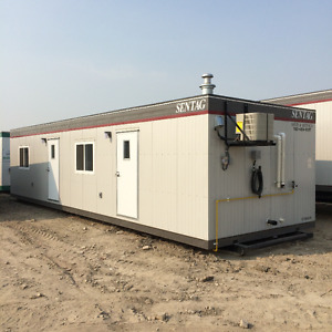 Office or Lunch Trailer with SELF-CONTAINED washroom **REDUCED**
