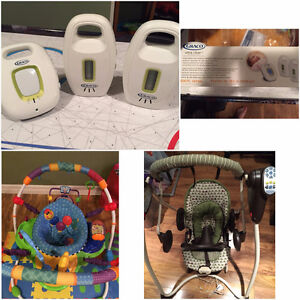 Baby Items for Sale!! Swing, Pump, Bouncer, Bijorn.. and more!!