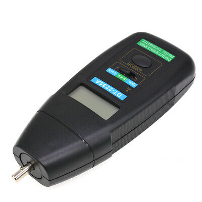 Dt-2235a Digital Contact Handy Tachometer Rpm Counter Measure Tester Tool