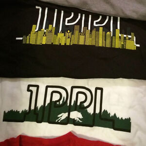 Looking to Liquidate T-shirts and Sweaters!