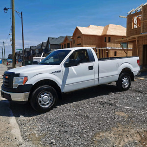 2012 Ford F150 4×4