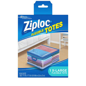 Ziploc Flexible Totes X-Large - qty 3