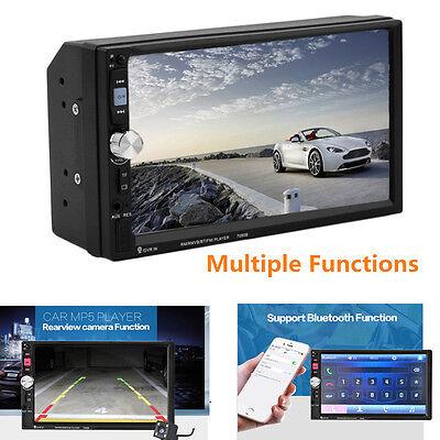 7'' 2 DIN HD Touch Screen BTCar Stereo Radio MP5/MP3 Player
