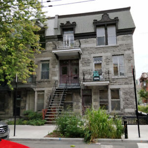 SUNNY 6-1/2 APARTMENT IN HEART OF PLATEAU MONT-ROYAL