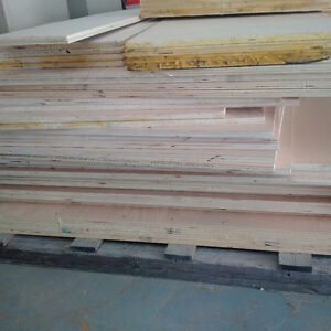 "Oak Plywood sheets .750"" Kitchener / Waterloo Kitchener Area image 1"