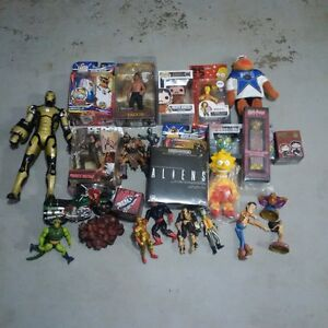 Toys--vintage and current