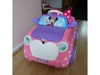 Disney Mini Battery Car