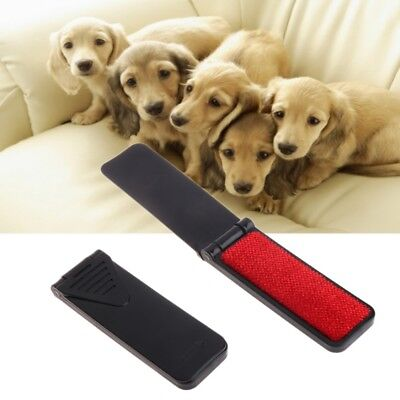 Pet Hair Remover Mini Portable Cleaning Brush Folding For Dogs Cats Clothes Sofa